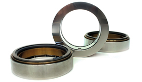 Compact mechanical seal type MGU+MCG+MGU