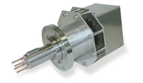 Rotary drive for plasma process 2