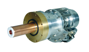 Rotary drive for plasma process